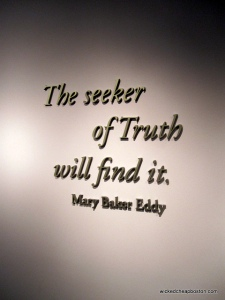 truth-seeker