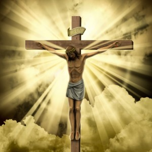 Jesus-on-Cross-1024x1024Glorified